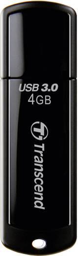 USB-Stick 4 GB Transcend JetFlash® 700 Schwarz TS4GJF700 USB 3.0