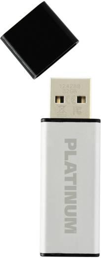 USB-Stick 32 GB Platinum ALU Silber 177561 USB 2.0