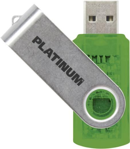Platinum USB Stick 32GB Twister Grün