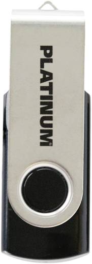 Platinum TWS USB-Stick 16 GB Schwarz 177490 USB 3.0