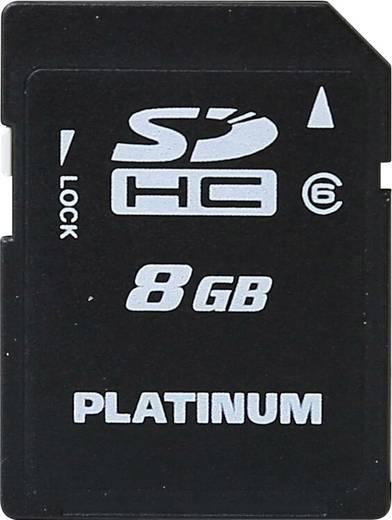 Platinum SDHC Karte 8GB Class 6