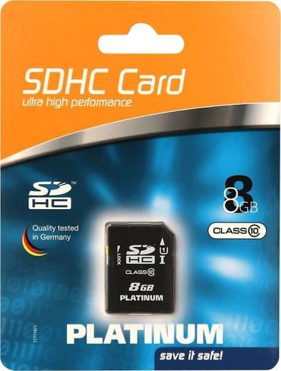SDHC-Karte 8 GB Platinum 177116 Class 10