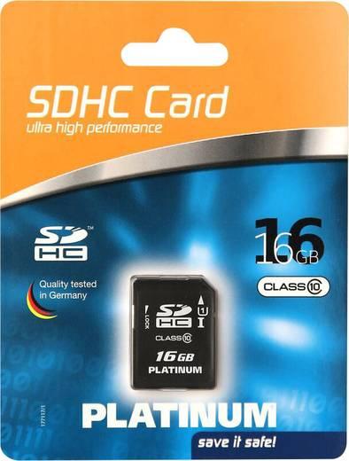 SDHC-Karte 16 GB Platinum 177117 Class 10