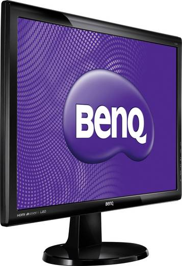 LED-Monitor 61 cm (24 Zoll) BenQ GL2450HM EEK B 1920 x 1080 Pixel Full HD 2 ms VGA, DVI, HDMI™ TN LED