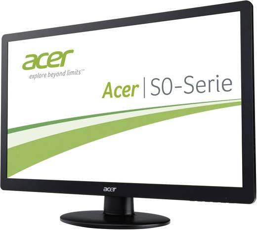 led monitor 61 cm 24 zoll acer et 5 ms vga. Black Bedroom Furniture Sets. Home Design Ideas