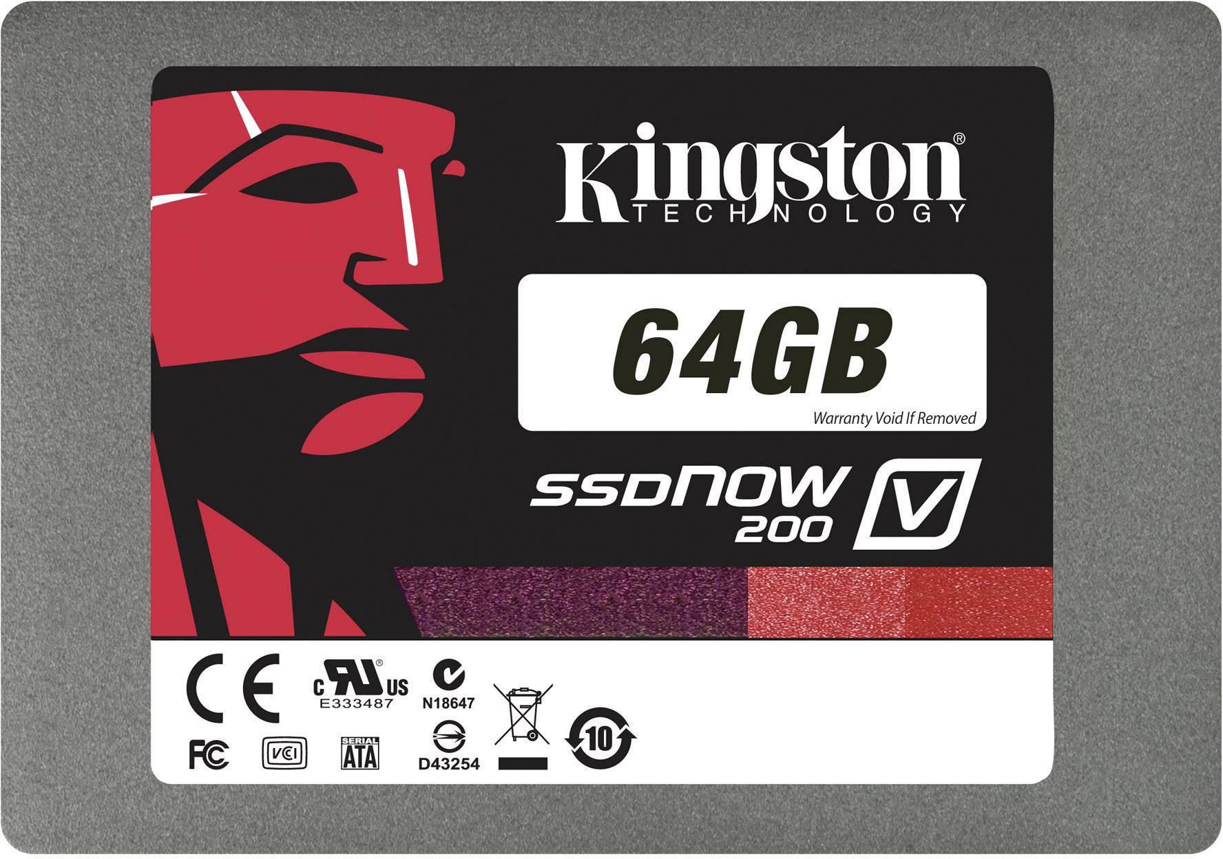 Kingston SV200S3D7/64G SSD Driver