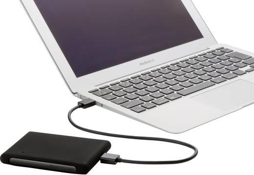 Externe Festplatte 6.35 cm (2.5 Zoll) 2 TB Freecom Mobile Drive XXS Schwarz USB 3.0
