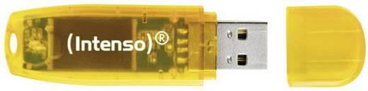 Intenso Rainbow Line USB-Stick 64 GB Orange (transparent) 3502490 USB 2.0