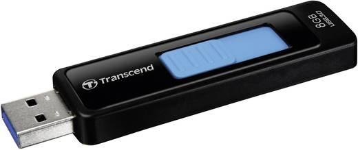 USB-Stick 8 GB Transcend TS8GJF760 Schwarz TS8GJF760 USB 3.0