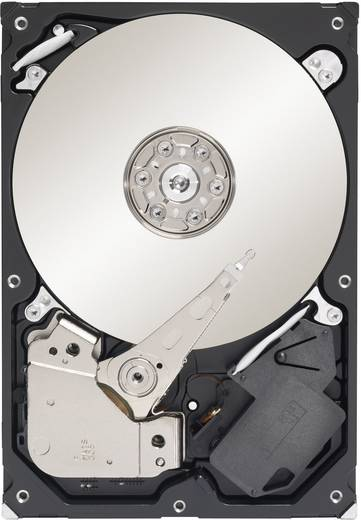 Interne Festplatte 8.9 cm (3.5 Zoll) 1 TB Seagate Surveillance Bulk ST1000VX000 SATA III