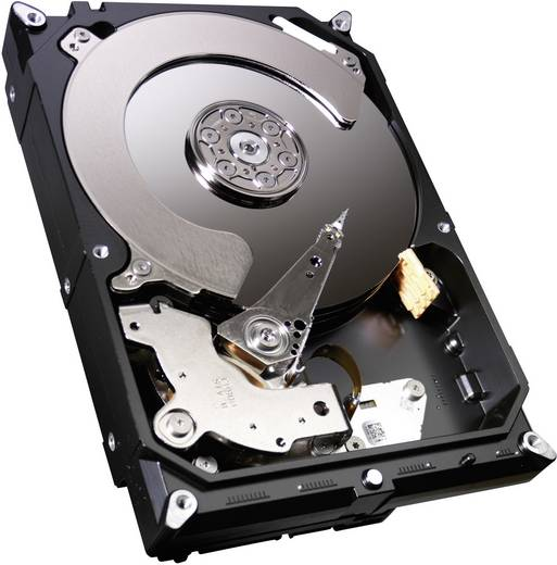 Interne Festplatte 8.9 cm (3.5 Zoll) 3 TB Seagate Desktop HDD Bulk ST3000DM001 SATA III