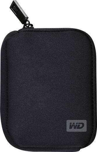 Festplatten-Tasche 2.5 Zoll Western Digital WDBABK0000NBK-ERSN Schwarz