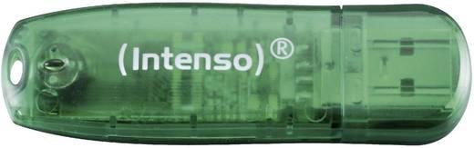 Intenso Rainbow Line USB-Stick 8 GB Grün 3502460 USB 2.0