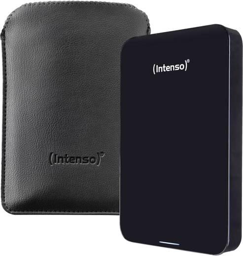 Externe Festplatte 6.35 cm (2.5 Zoll) 500 GB Intenso Memory Drive Schwarz USB 3.0