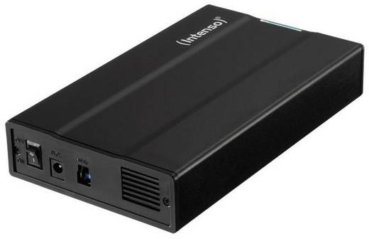 Externe Festplatte 8.9 cm (3.5 Zoll) 2 TB Intenso Memory Box Schwarz USB 3.0