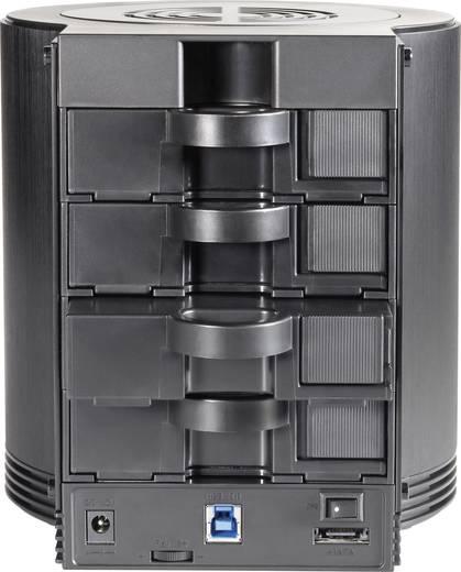 SATA-Festplatten-Gehäuse 3.5 Zoll HD3402J3C USB 3.0, eSATA