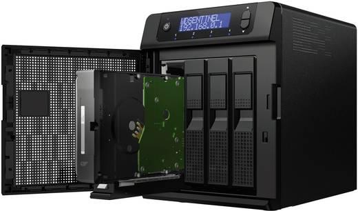 NAS-Server 12 TB Western Digital Sentinel DX4000 WDBLGT0120KBK-EESN