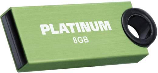 USB-Stick 8 GB Platinum Slender Grün 177545 USB 2.0