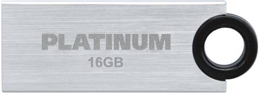 Platinum Slender USB-Stick 16 GB Silber 177546 USB 2.0