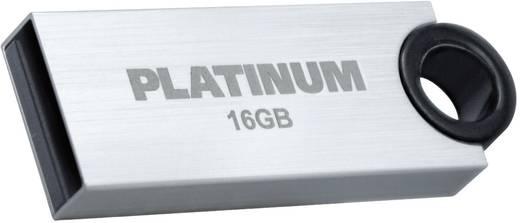 USB-Stick 16 GB Platinum Slender Silber 177546 USB 2.0