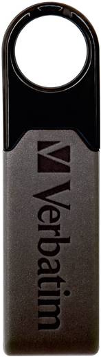Verbatim USB-Stick 16 GB Micro Plus Black
