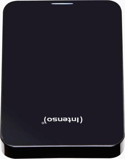 Externe Festplatte 6.35 cm (2.5 Zoll) 1 TB Intenso MemoryDrive 3.0 Schwarz USB 3.0
