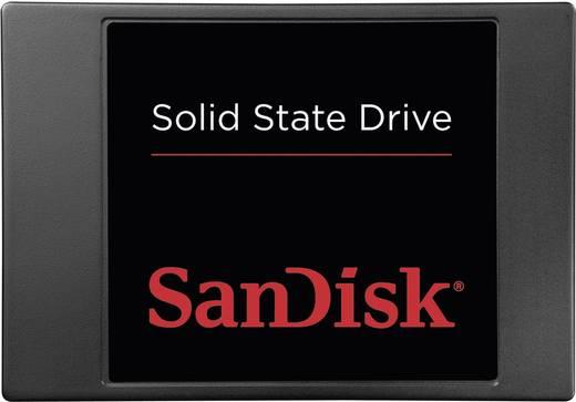 Interne SSD 6.35 cm (2.5 Zoll) 128 GB SanDisk Solid State Drive Retail SDSSDP-128G-G25 SATA III