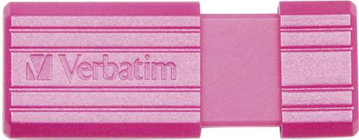 USB-Stick 32 GB Verbatim Pin Stripe Pink 49056 USB 2.0