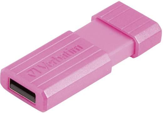 Verbatim Pin Stripe USB-Stick 16 GB Pink 49067 USB 2.0