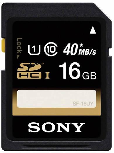 Sony 16GB Class 4 SDHC Card SDHC-Karte 16 GB Class 10, UHS-I