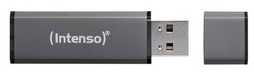 USB-Stick 4 GB Intenso Alu Line Anthrazit 3521451 USB 2.0