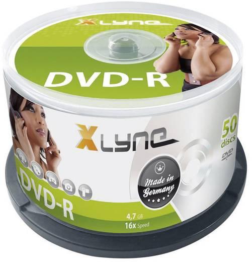 DVD-R Rohling 4.7 GB Xlyne 2050000 50 St. Spindel