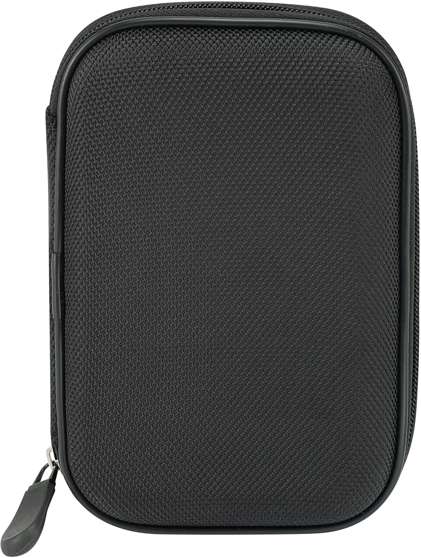 2.5 Zoll Festplatten-Tasche 6.35 cm Renkforce PHD-25 RF-1252611 Schwarz