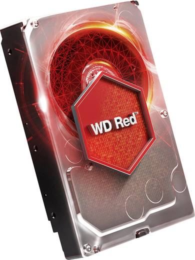Interne Festplatte 8.9 cm (3.5 Zoll) 6 TB Western Digital Red™ Bulk WD60EFRX SATA III