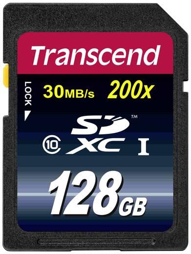 SDXC-Karte 128 GB Transcend Premium Class 10