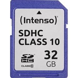 Karta SDHC, 32 GB, Intenso 3411480 3411480, Class 10
