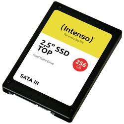 "Interný SSD pevný disk 6,35 cm (2,5 "") Intenso Top Performance 3812440, 256 GB, Retail, SATA 6 Gb / s"