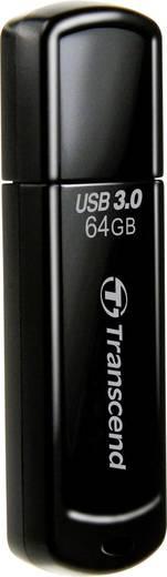 Transcend JetFlash® 700 USB-Stick 64 GB Schwarz TS64GJF700 USB 3.0