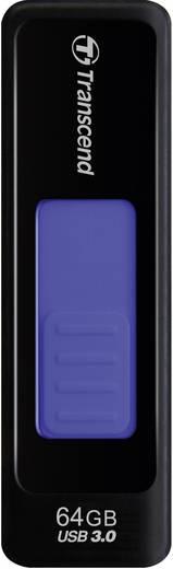USB-Stick 64 GB Transcend JetFlash® 760 Schwarz TS64GJF760 USB 3.0