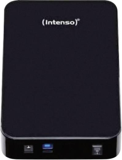 Externe Festplatte 8.9 cm (3.5 Zoll) 4 TB Intenso Memory Center Schwarz USB 3.0