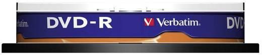 DVD-R Rohling 4.7 GB Verbatim 43523 10 St. Spindel