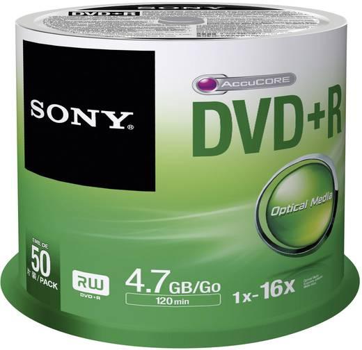 Sony DVD+R 4,7GB 16x 50er Spindel