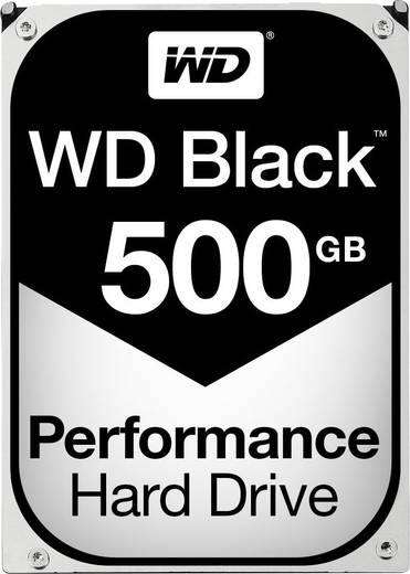 Interne Festplatte 8.9 cm (3.5 Zoll) 500 GB Western Digital Black™ Bulk WD5003AZEX SATA III