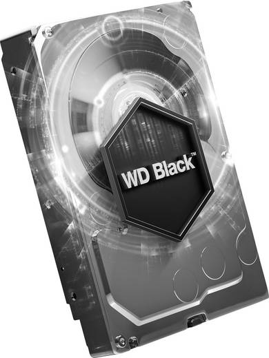 Interne Festplatte 8.9 cm (3.5 Zoll) 1 TB Western Digital Black™ Bulk WD1003FZEX SATA III