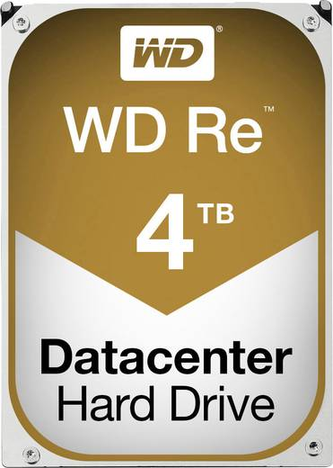 "Western Digital 4TB SATA 3,5"" WD4000FYYZ RE"