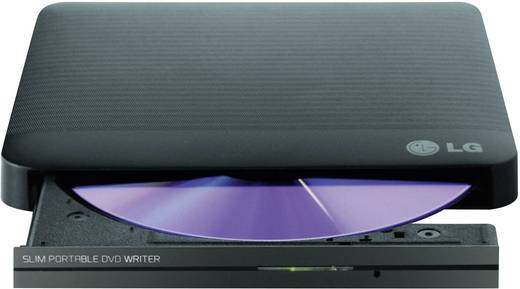 LG Electronics GP50NB40.AUAE DVD-Brenner Extern Retail USB 2.0 Schwarz