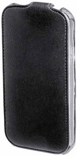 Hama Flap Case Flip Cover Passend für: Samsung Galaxy S4 Schwarz