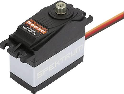 Spektrum Standard-Servo S6030 Digital-Servo Getriebe-Material Metall Stecksystem JR