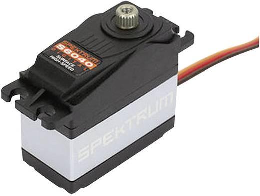 Spektrum Standard-Servo S6040 Digital-Servo Getriebe-Material Metall Stecksystem JR