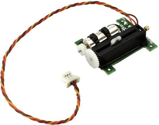 Spektrum Mini-Servo Linear-Servo Getriebe-Material Kunststoff Stecksystem JST